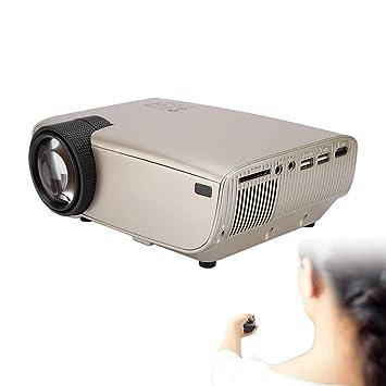 Simlug Mini proyector, proyectores de Video domésticos con ...