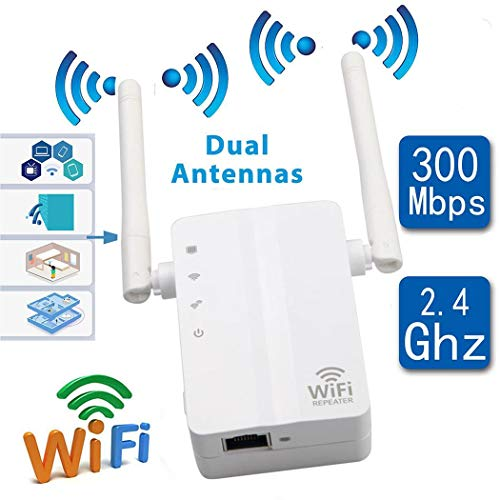 GoodKE 300Mbps WiFi Range Extender Wireless Repeater Internet Booster Router Routers from GoodKE