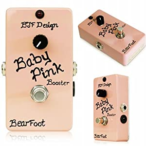 BearFoot Baby Pink Booster
