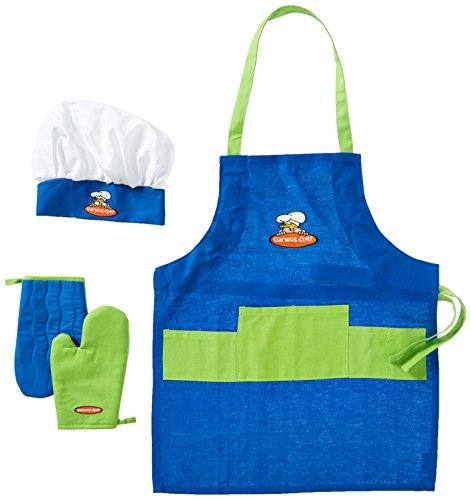 Curious Chef 4 Piece Child Textile product image