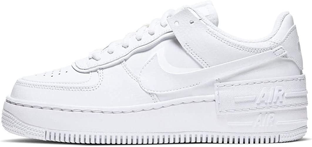 air force 1 donna shadow bianche