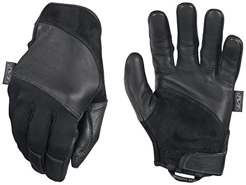 - Mechanix Wear - Tactical Specialty Tempest Flame Resistant Gloves (Large, Black)