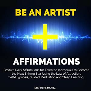 Be an Artist Affirmations Audiobook