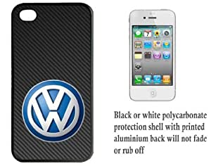 iPhone 4 4S Printed Hard Case With Aluninium Insert Volswagen by icecream design