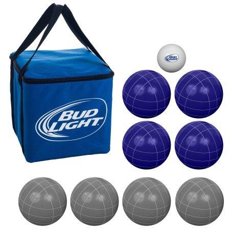 Hey! Play! Regulation Size Bud Light Bocce Ball Set