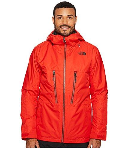(ザノースフェイス) THE NORTH FACE メンズコートジャケットアウター ThermoBall Snow Triclimate Jacket [並行輸入品] B0768NHJWM L|Centennial Red Centennial Red L