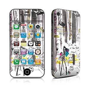 DecalGirl New York Mood - Skin para iPhone 4