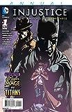 Injustice Gods Among Us Year Three Annual #1