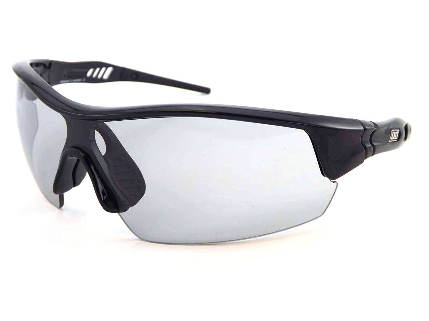 Dirty Dog Edge Sports Sunglasses - Black Photochromic sUw9J