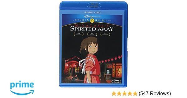 spirited away torrent hd english dub