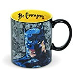 Enesco DC Comics Ceramics Batman Be Courageous