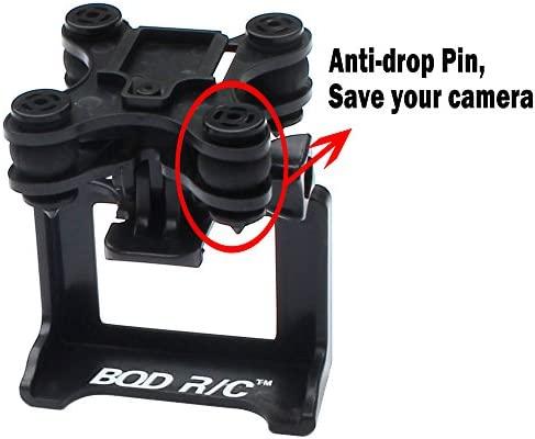 Deporte cámara soporte soporte de marco para SYMA X8 x8g x8hg X8 C ...