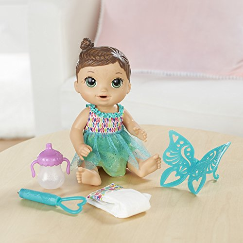 Baby Alive Face Paint Fairy Brunette Buy Online In Uae