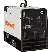 - Hobart Champion Elite Welder/Generator with Running Gear Wheel Kit - 23 HP, 11,000 Watts, Model# 500562002