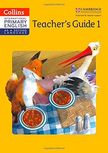 Cambridge Primary English as a Second Language Teacher Guide: Stage 1 (Collins International Primary ESL) by HarperCollins UK