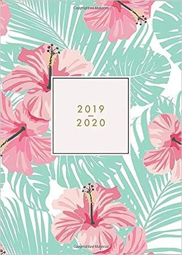 2019 2020: Agenda journalier 2019/2020 | Agenda organiseur ...