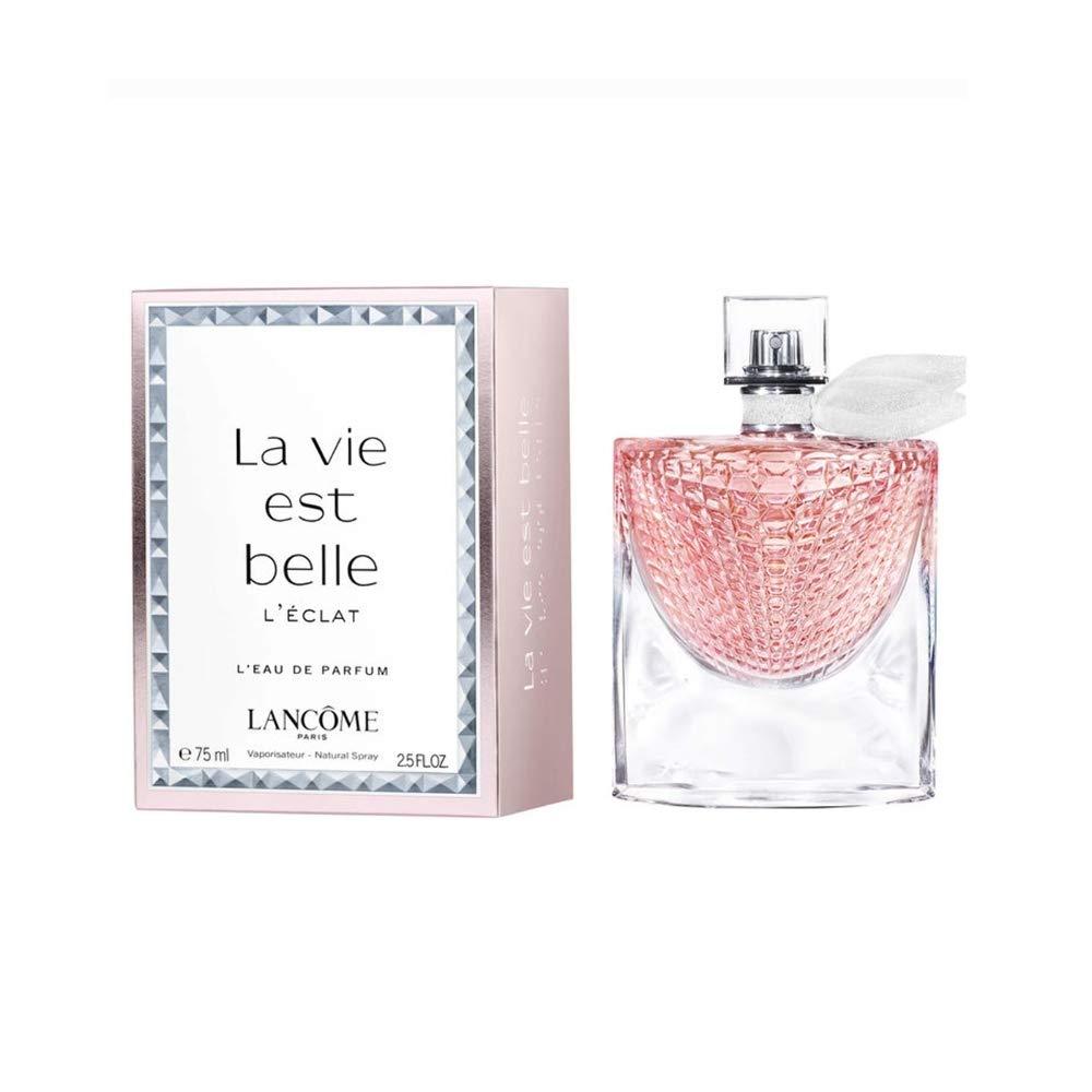 Lancome La Vie Est Belle L'eclat For Women 3 Piece Set (1.7 Eau De Parfum Spray + 0.05 378 Rose Lipcolor + 0.07 Mascara)
