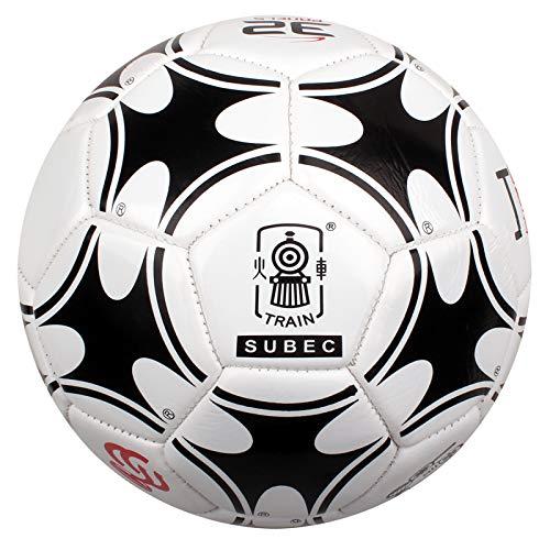 aolongwl Balón de fútbol Train Football Balón De Fútbol Supersuave Tamaño 5 para Niños Niños Niños Nuevo PVC