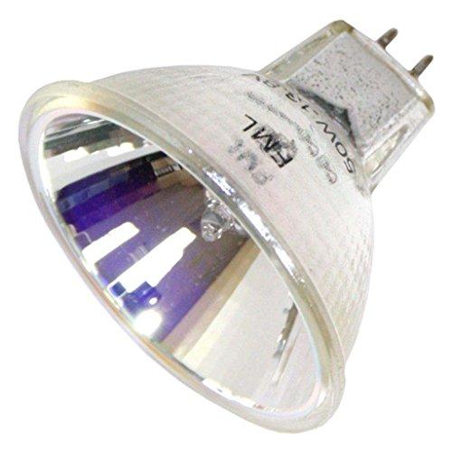 Eiko 3490 - FML - Stage and Studio - MR16 - Microfilm - 50 Watt Light Bulb - 13.8 Volts - GU5.3 Base - 3150K