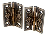 Antique Style Interior Shutter Hinges By Nesha