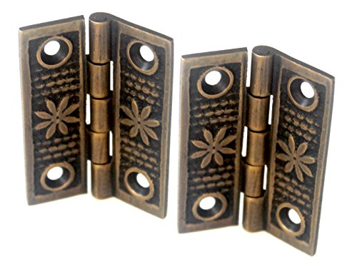 Antique Style Interior Cabinet Hinges by ()