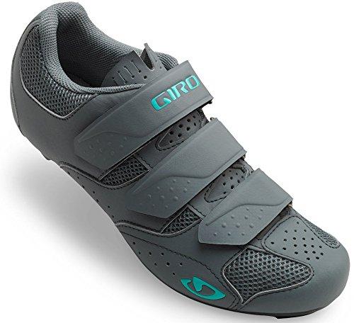 Giro Techne Cycling Shoes - Women's Titanium/Glacier 38