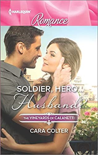 book cover of Soldier, Hero...Husband?