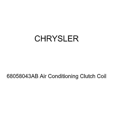 Genuine Chrysler 68058043 AB Bobina de aire acondicionado embrague
