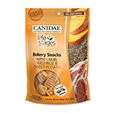 CANIDAE All Life Stages Bakery Snacks for Dogs wit...