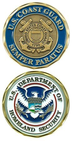 United States Military US Department of Homeland Security US Coast Guard