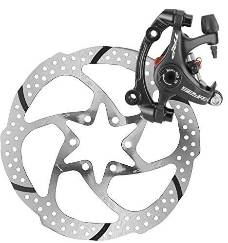 TRP SPYRE-C Road Bike Alloy Mechancial Disc Brake Caliper Rotor Rear 160mm