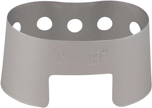 Unbekannt Soporte de aluminio para cenicero de campo ...