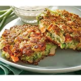 Harvest Creations Vegetable Patties Mix, 2 Pound Container - 3 per case.