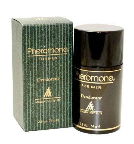 Phéromones pour Hommes En Memory Stick Déodorant Marilyn Miglin, 2.6-Ounce