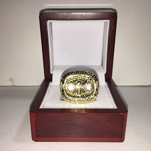 1975 Franco Harris Pittsburgh Steelers High Quality Replica 1975 Super Bowl X Ring Size 10.5-Gold US SHIPPING