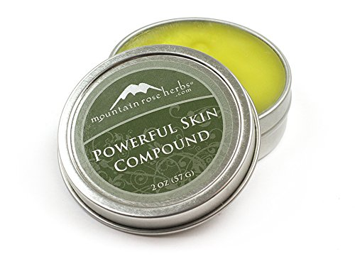Mountain Rose Herbs - Powerful Skin Compound 1 oz