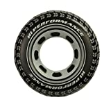 Intex Tire Tube Swim Ring, 36' (Pack of 2)