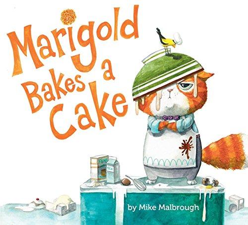 Marigold Bakes a Cake -