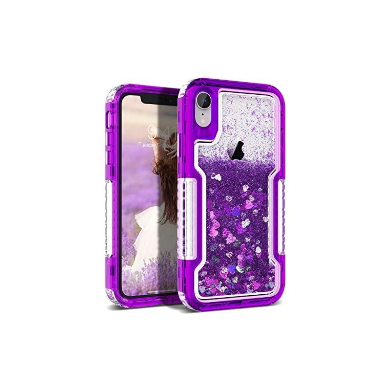 Dexnor Compatible iPhone XR Case 6.1'' H