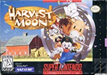 Harvest Moon - Nintendo Super NES
