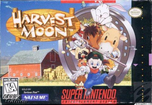 Harvest Moon SNES dating