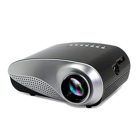 video Mini Mini Proyector Casero, Proyector De Bolsillo Led ...