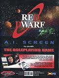 Red Dwarf RPG AI Screen