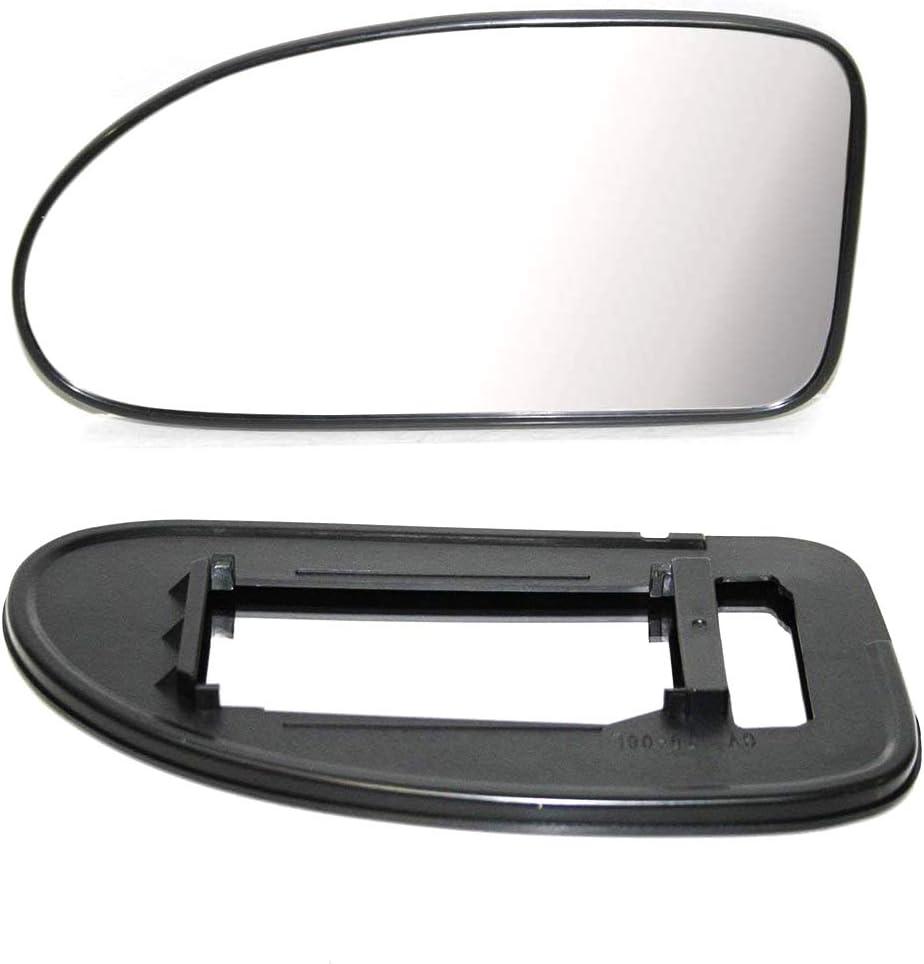 Außenspiegel Spiegelglas Spiegel Glas Ersatzglas Links Kompatibel Mit Focus 1998 2004 Oem 1060610 98ab17k741ab Auto