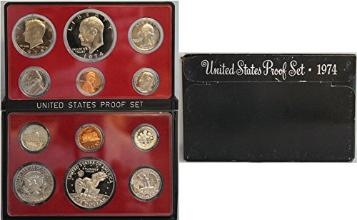 Collection Proof Coin (1974 S Proof set Collection Uncirculated US Mint)