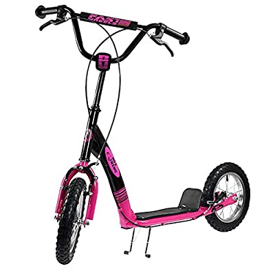 Trottinette Kick Roller Scooter City Big Wheels wh113 Nils Extreme