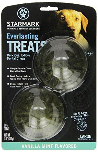 - Everlasting Treat For Dogs, Vanilla Mint, Large