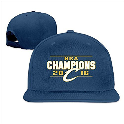 Cleveland Cavaliers 2016 Finals Champions Roster Adjustable Baseball Hat