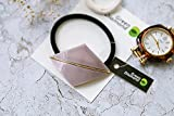 rt Ribenyuandan super-rare material taro color diamond ring folder blonde hair accessories