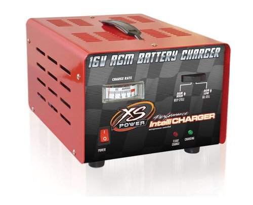 XS Power 1004 16V 20 Amp Battery IntelliCharger by XS Power